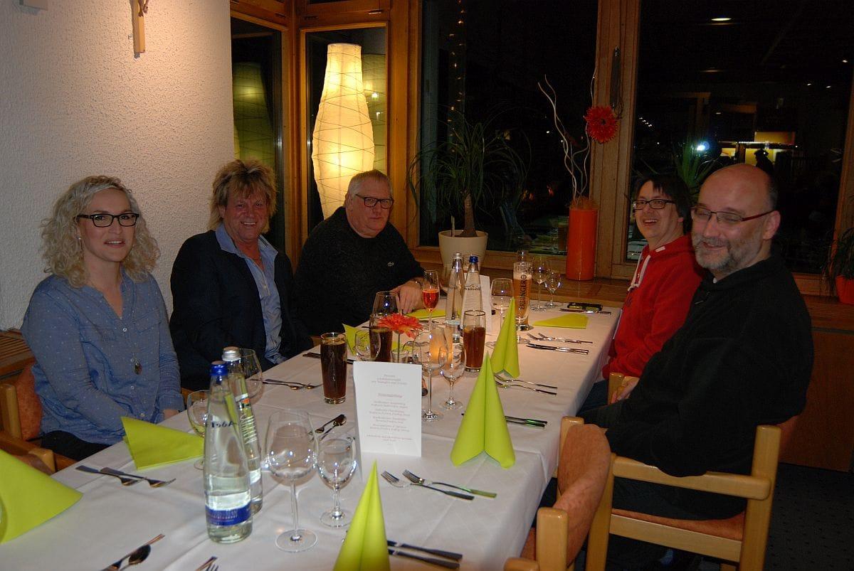 BRK Kreisverband Ostallgäu ehrt langjährige Mitarbeiter